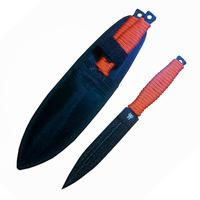 3pc Spider II Throwing Knife Set