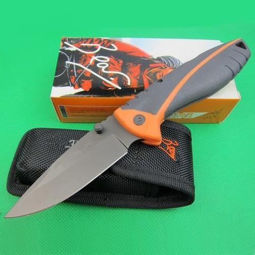 GB Bear Grylls Folding Knife 2